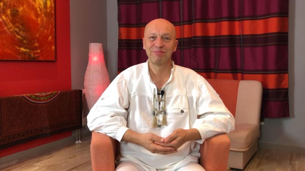 Kamil Štědrán Tajemství rozšířeného vědomí online přednáška